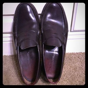 Johnston & Murphy Penny Loafers